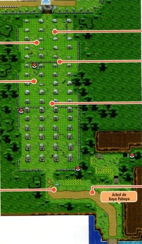 Mapa de la ruta 10