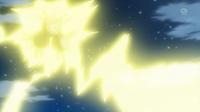 Magneton usando impactrueno.