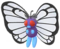 Butterfree con lazo GO.png