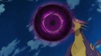 Liepard de Shinobu usando bola sombra.