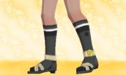 Calcetines de Deporte Negro.png