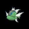 Basculin raya azul