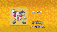 Mr. Mime.