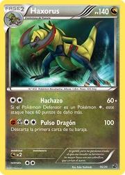 Haxorus (Tesoro de Dragones TCG).jpg
