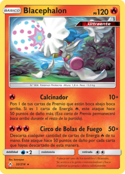 Carta de Blacephalon
