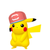 Pikachu Alola