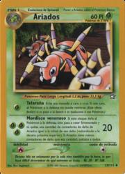 Ariados (Neo Génesis TCG).png