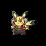 Pikachu roquera