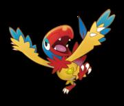 Archen Pokémon Mundo Megamisterioso.png