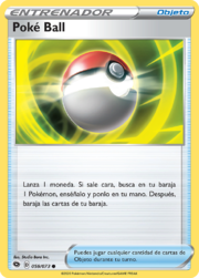 Poké Ball (Camino de Campeones TCG).png