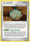 Fósil Hélix (Majestic Dawn TCG).png