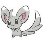Minccino (dream world) 2.png