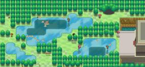 Mapa de la ruta 8