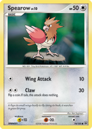 Spearow (Majestic Dawn TCG).png
