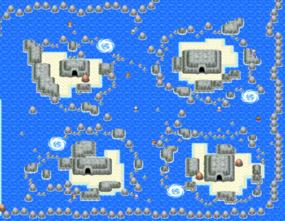 Mapa de la ruta 41