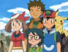 EP383 Ash, Aura, Max y Brock