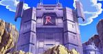 Base del Equipo/Team Rocket