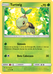 Turtwig (Ultraprisma 6 TCG).png