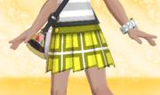 Minifalda Tartán Amarillo.png
