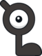 Unown L (dream world).png
