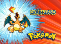 """Charizard en el segmento """"¿Quién es ese Pokémon?"""""""