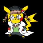 Pikachu erudita (dream world).png