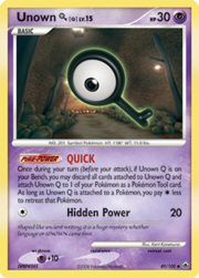 Unown Q (Majestic Dawn TCG).png