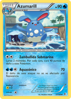 Carta de Azumarill