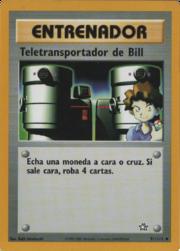 Teletransportador de Bill (Neo Génesis TCG).png