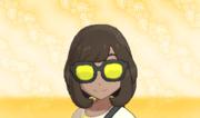 Gafas de Sol Reflectantes Amarillo F.png