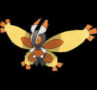 Ilustración de Mothim