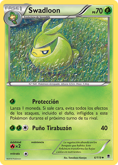 Carta de Swadloon
