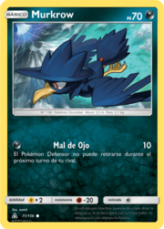 Murkrow (Ultraprisma TCG).png