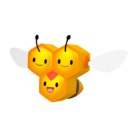 Combee HOME hembra.png