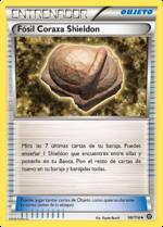 Fósil Coraza Shieldon (Asedio de Vapor TCG).png