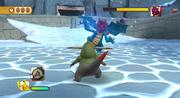 PokéPark 2 lucha con Druddigon.png