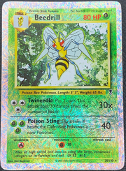 Beedrill (Legendary Collection Holo TCG).png