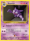 Haunter (Base Set 2 TCG)