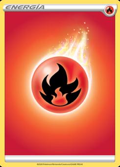 Energía Fuego