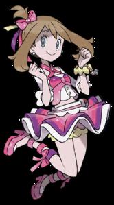 Aura ROZA (Gran Concurso Pokémon).png
