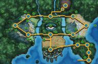 Bosque Azulejo mapa.png