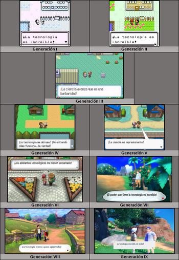Generación Pokémon - WikiDex, la enciclopedia Pokémon