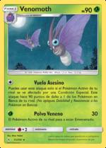 Venomoth (Vínculos Indestructibles TCG).png