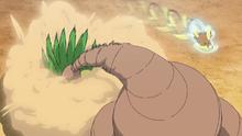 Exeggutor de alola usando martillo dragón