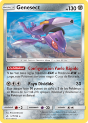 Genesect (Vínculos Indestructibles TCG).png
