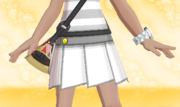 Minifalda Plisada Blanco.png