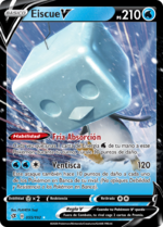 Eiscue V (Choque Rebelde TCG).png