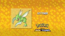 Scyther.