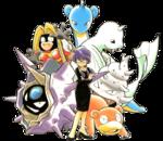 Pokémon de Lorelei