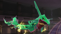 Rayquaza Liga Pokémon de Kalos SSB4 Wii U.png